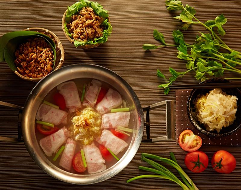 一品酸菜鍋
